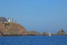 Navegando por el Cabo de Gata