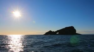 Islas Columbretes, La Ferrera, La Horadada, Isla Grande y  Bergantin