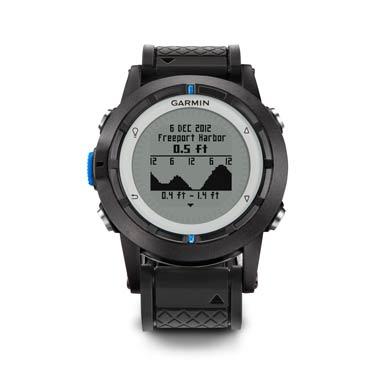 Quatix Reloj Náutico