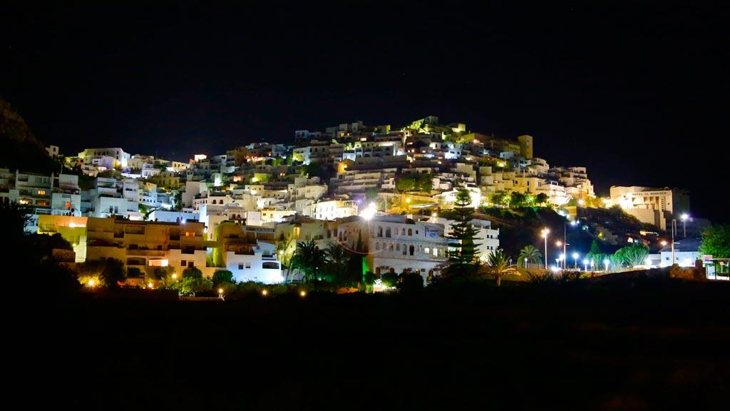 Mojacar-de-noche
