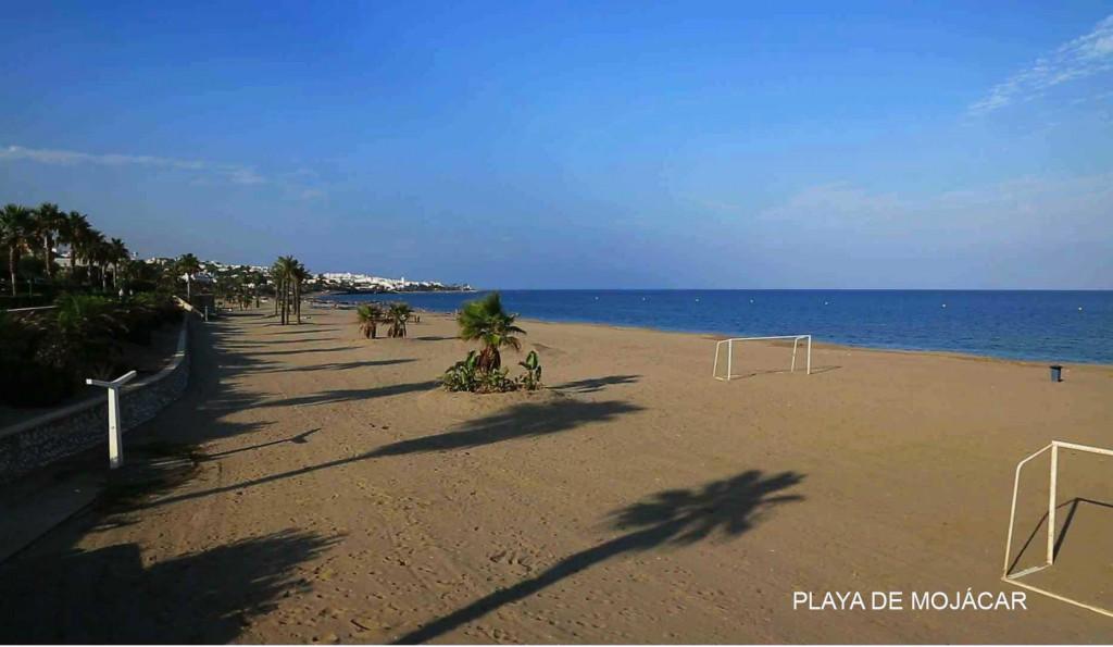 Costa de Almería Playa-de-Mojacar