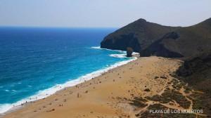 Playa-de-los-Muertos Costa de Almería