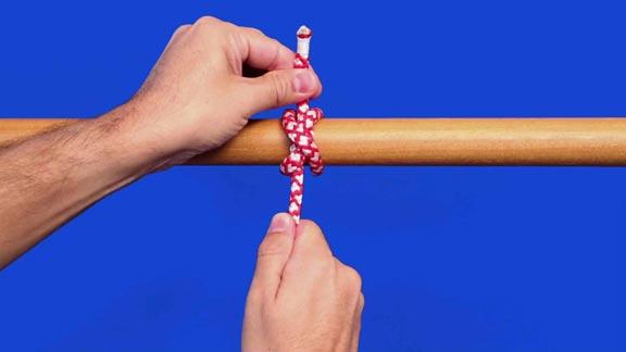 nudo constrictor paso 6