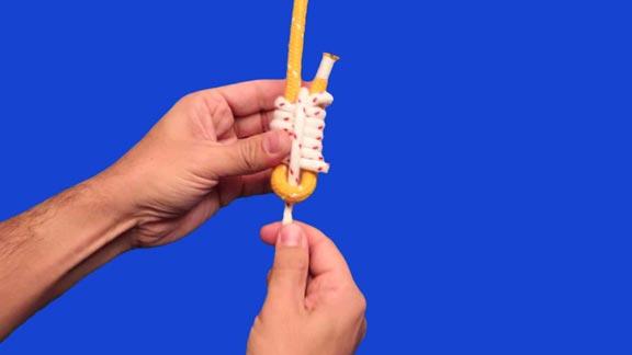 nudo ligada redonda paso 10