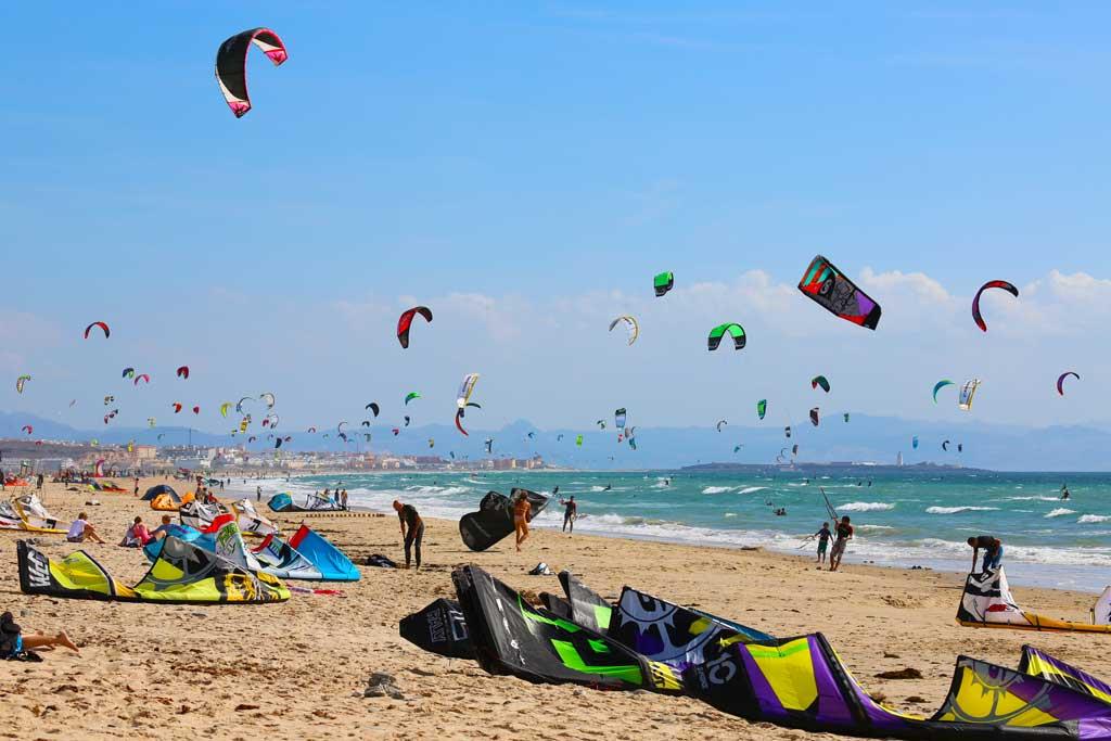 Playa-de-los-Lances-Tarifa-Kitesurf