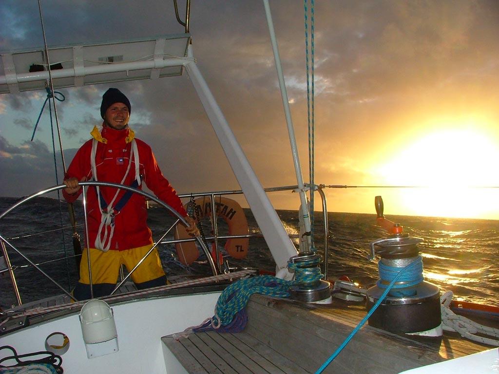 Cruzar el Atlántico a vela