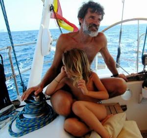 Navegación con niños