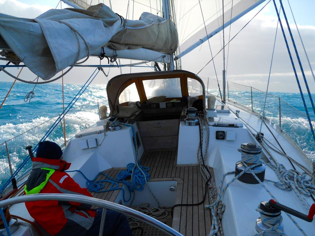 Navegación oceánica