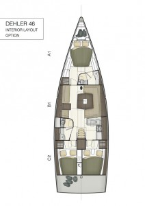 Deheler 46 diseño interior