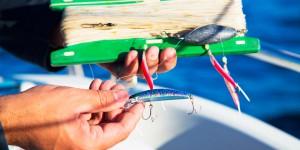 La pesca al curricán