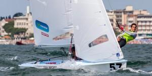 Jordi Xammar y Joan Herp campeones del mundo 470 juvenil