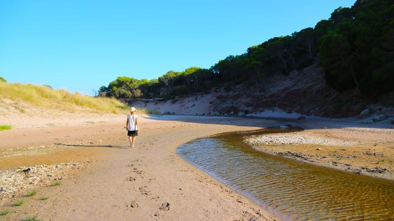 El Camí de Cavalls, Menorca