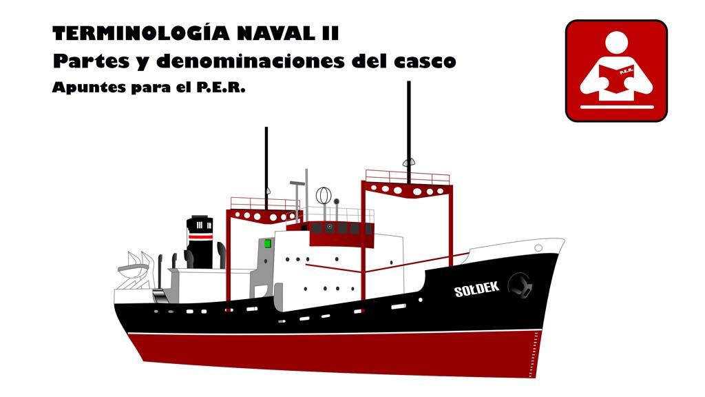APUNTES P.E.R. PARTES DEL CASCO