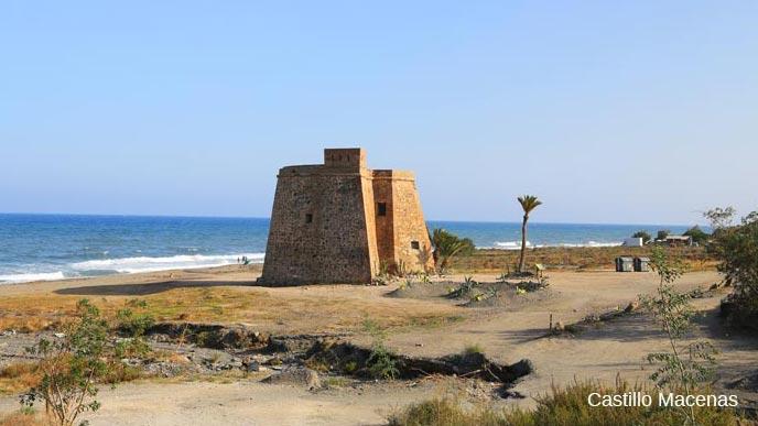 Castillo de Macenas de mojácar