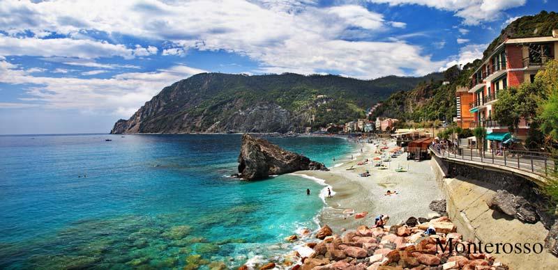 Cinque Terre Italia Monterosso al Mare