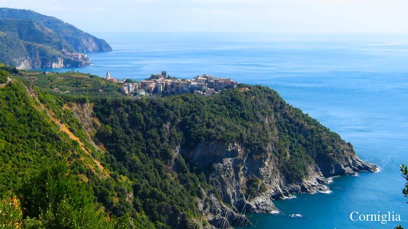 Cinque Terre Italia Corniglia