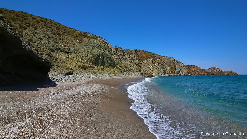 Playa de la Granatilla, Sopalmo