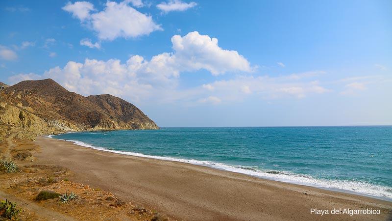 Playa del Algarrobico, carboneras