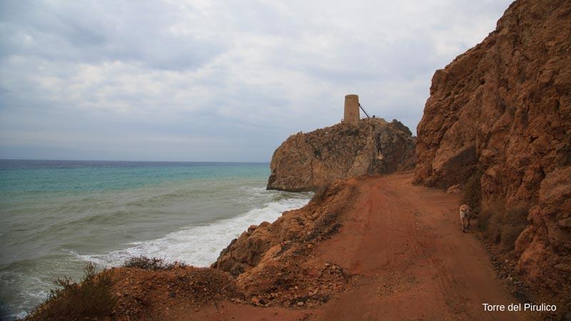 Torre del Pirulico, Mojácar