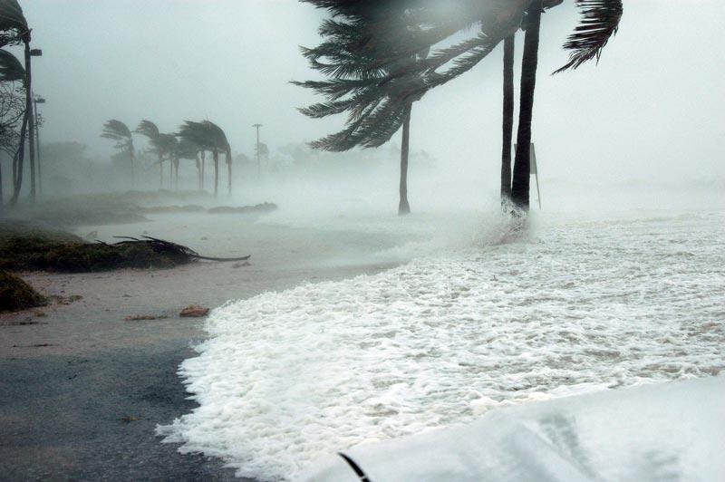Escala Beaufort huracán