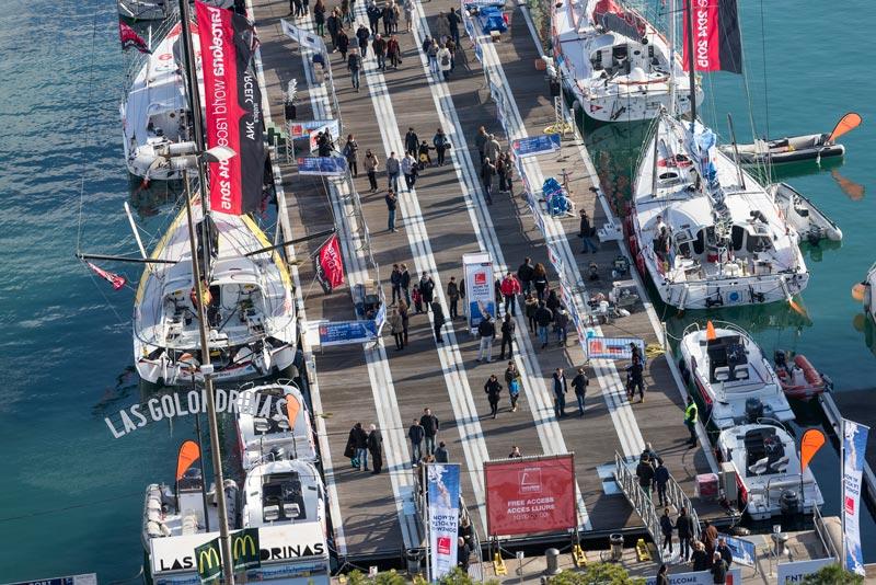 Barcelona World Race, Puerto de Barcelona