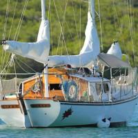 Vida a bordo del Lizzy Belle