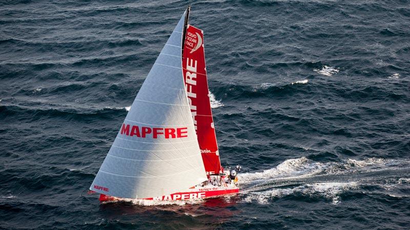 El Mapfre asalta el podio