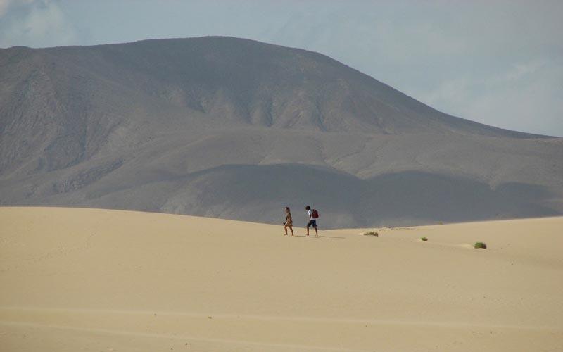 Fuerteventura dunas de Corralejo