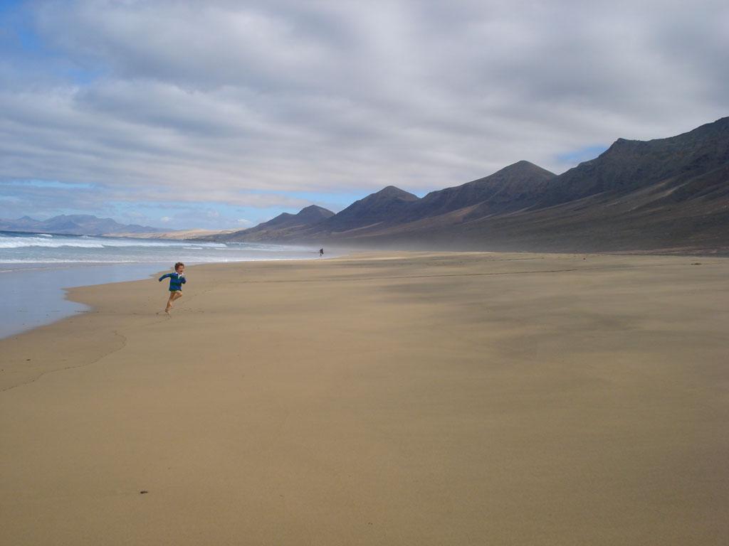 Fuerteventura Playa de Cofete