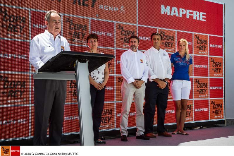 Presentación Copa del Rey Mapfre