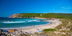 Cala Algaiarens Menorca