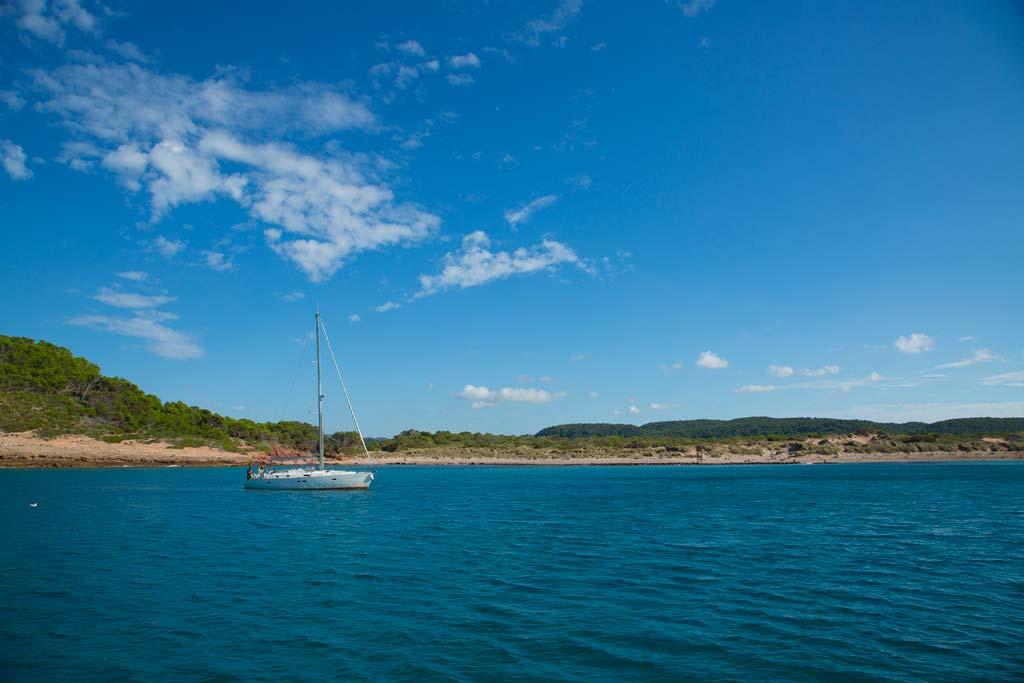 Cala de Algaraiens Menorca