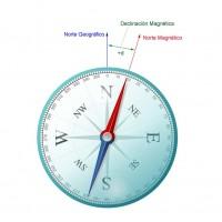 Declinación Magnética c´como calcularla