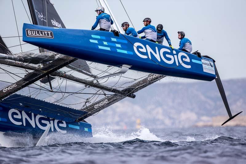 Barcos Voladores Copa del Rey Mapfre