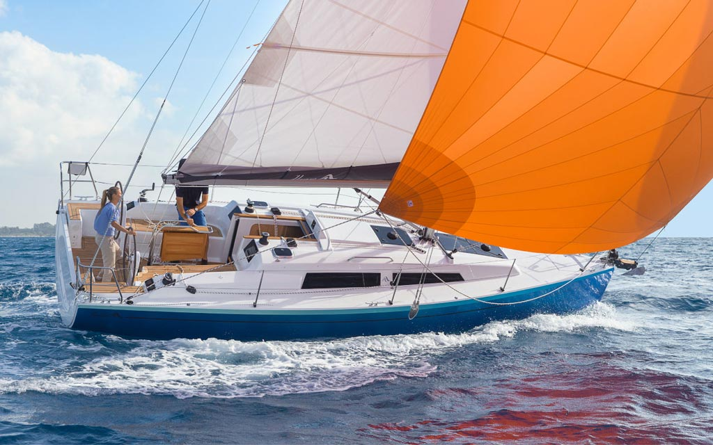 Hanse 315 nominado mejor barco del año