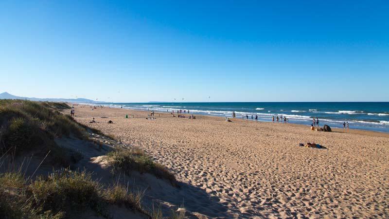 Denia Playa de Oliva