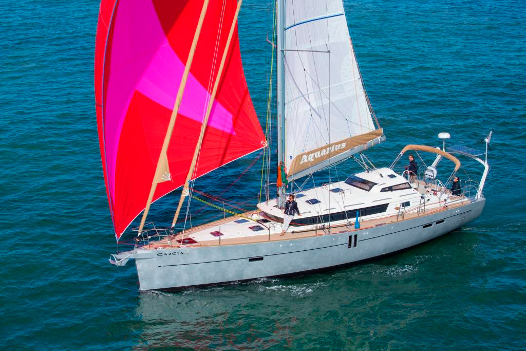 Garcia Yachting exploration 52