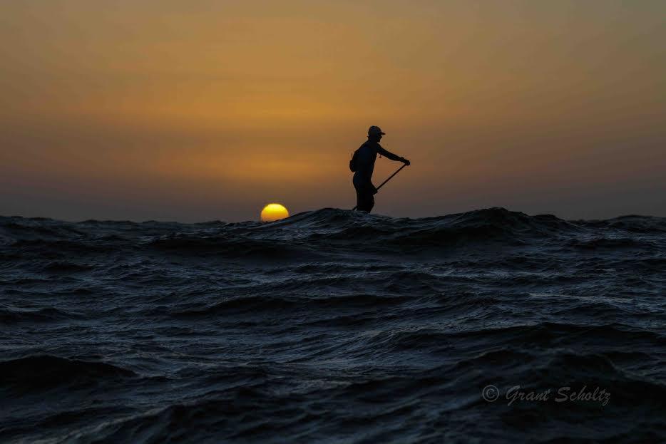 Cruce del Atlántico en Paddle Surf