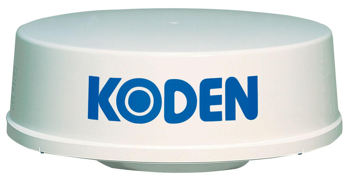 Antena radar tipo radomo