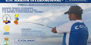 Open nacional pesca