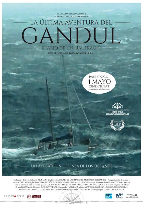 Película La última Aventura del Gandul
