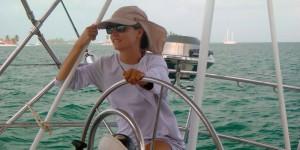 Paula Gonzalvo en barcostop