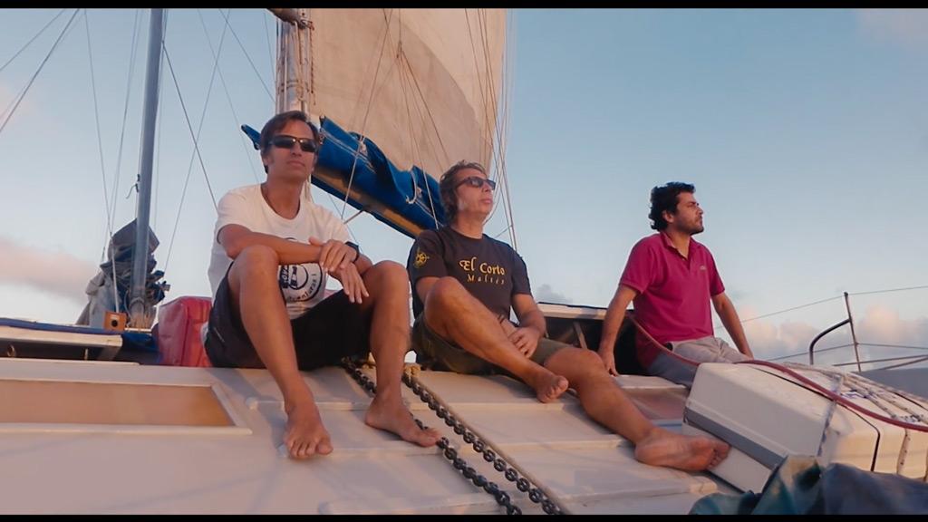 La última Aventura del Gandul, tripulación
