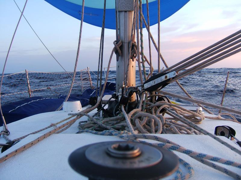 Huelva Gomera regata
