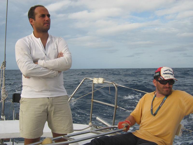 Huelva Gomera regata 2008