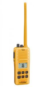 VHF marino supervivencia ICOM GM 1600E