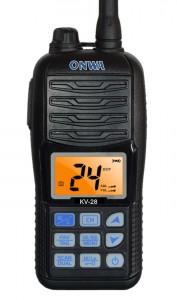 VHF portátil ONWA KV-28