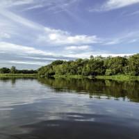 Ecosonda Río Paraná