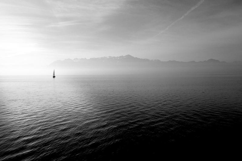 Relato marinero en busca de una encalmada