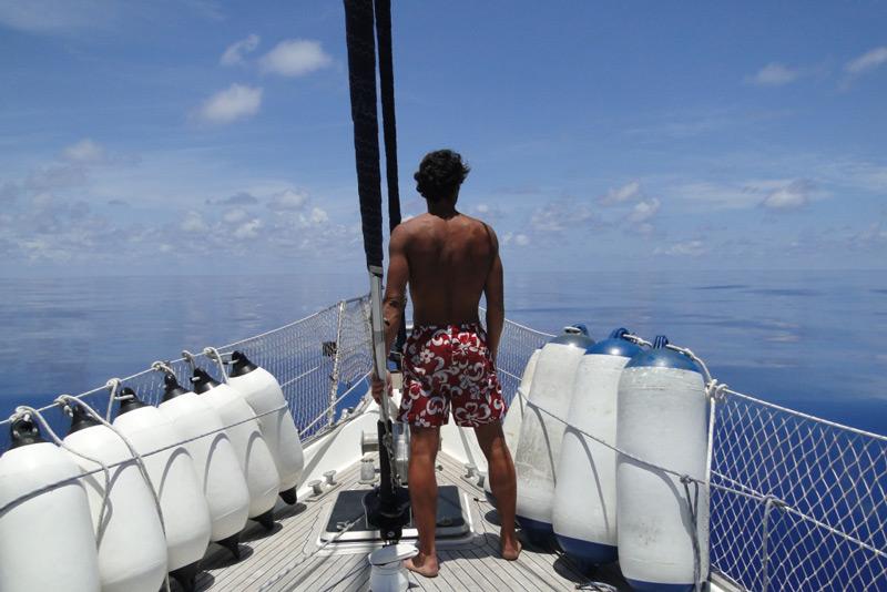 Proa velero